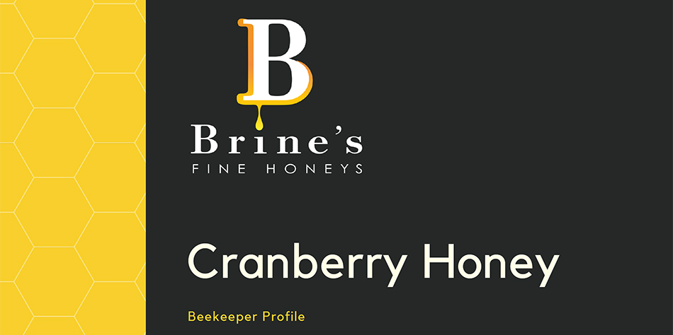 Cranberry Honey