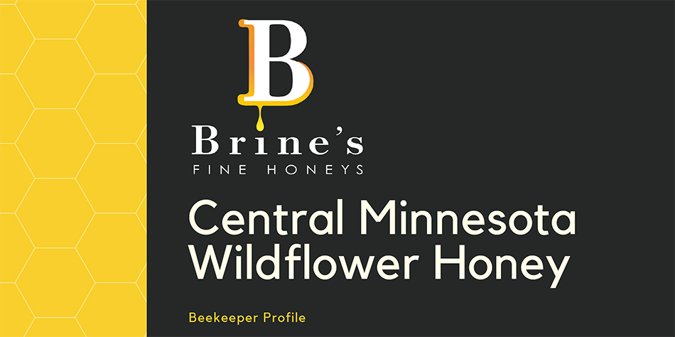 Central Minnesota Honey