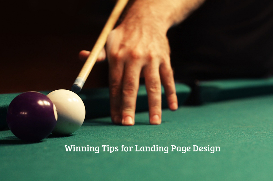 Designing Landing Pages That Get the Job Done
