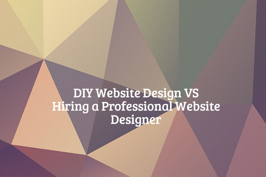 DIY Website Design VS Hiring a Professional Website Designer – Which Option is Right for your Business?