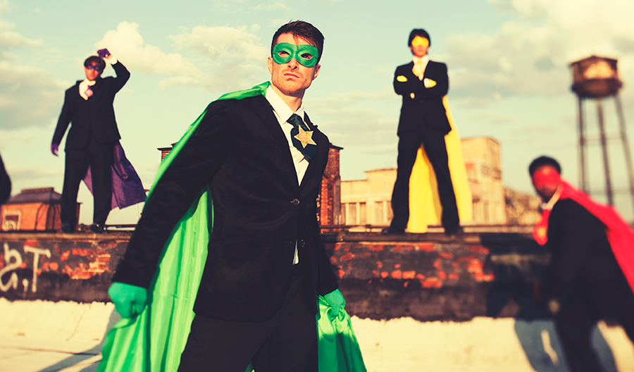 Do you day dream entrepreneurial heroics?
