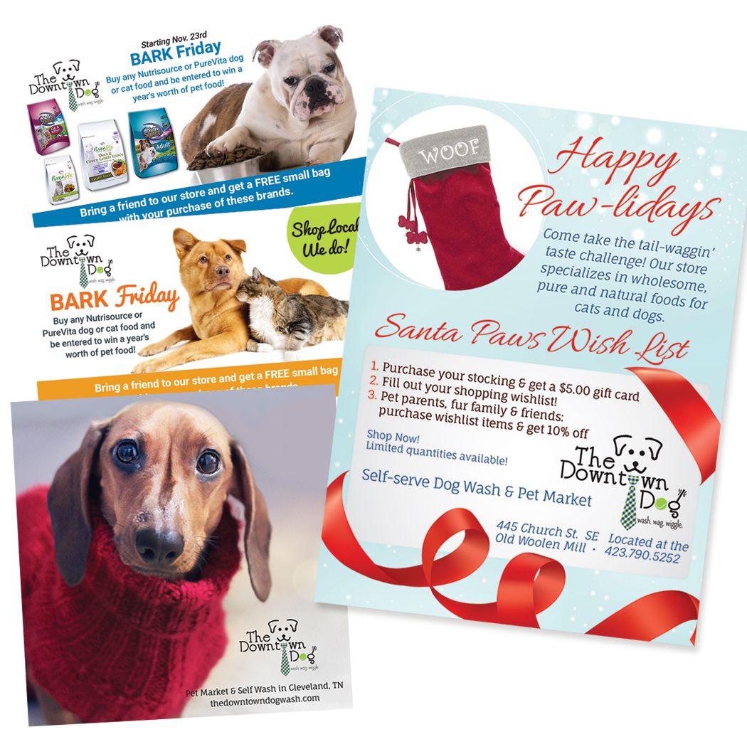 Social Media and Ad Design for Pet Based Business