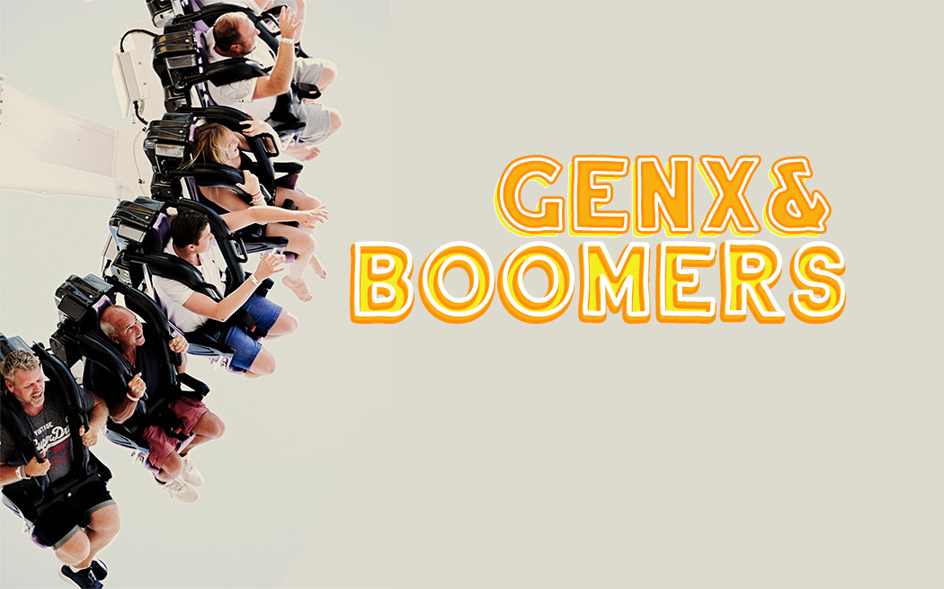 How to market to GenX and Boomers