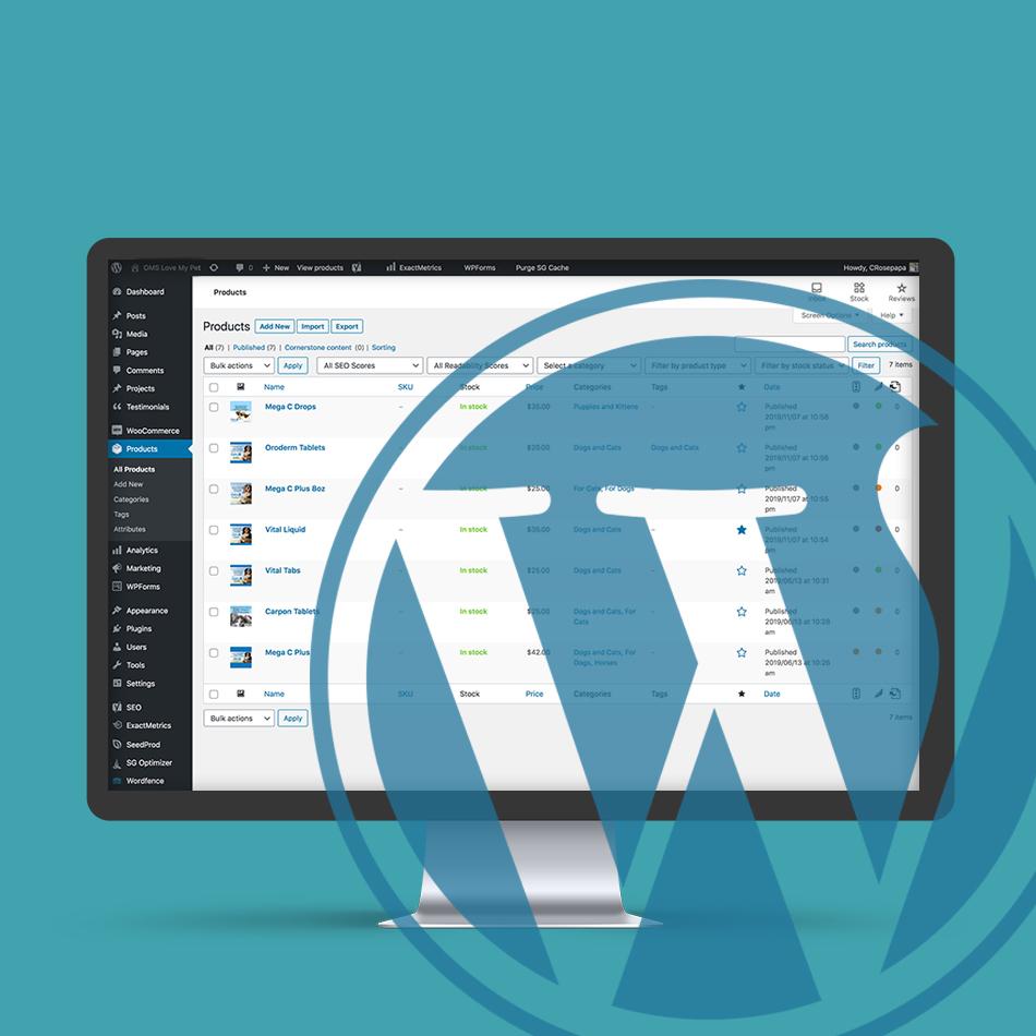 WordPress help in Phoenix Arizona